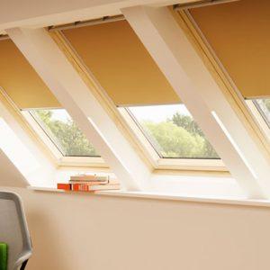 Rolety na strešné okná za dobrú cenu
